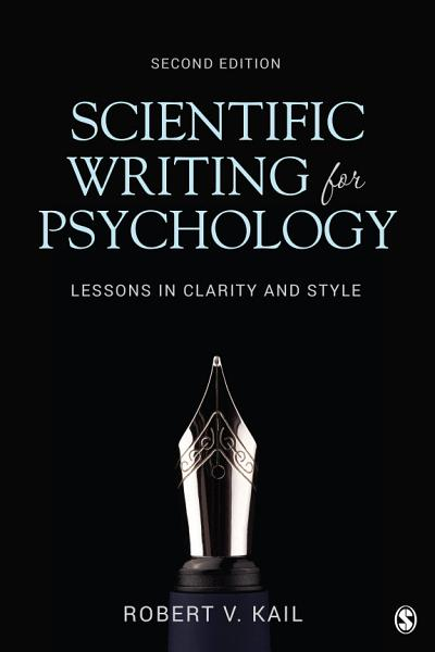 Download Scientific Writing for Psychology Book