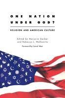 One Nation Under God  PDF