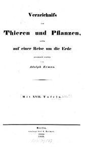 Reise um die Erde durch Nord-Asien und die beiden Oceane: in den Jahren 1828, 1829 und 1830, Band 1