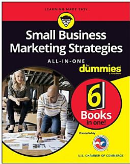 Small Business Marketing Strategies All In One For Dummies Book
