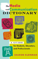 The Media and Communication Dictionary PDF