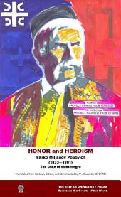 HONOR and HEROISM