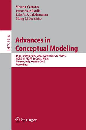 Advances in Conceptual Modeling PDF
