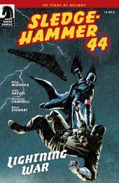 Sledgehammer 44: Lightning War #3