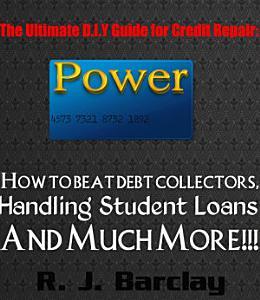The Ultimate D I Y Guide for Credit Repair PDF