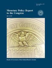 Monetary Policy Report to the Congress