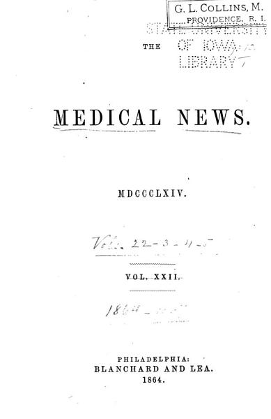 The Medical News And Library