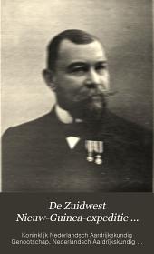 De Zuidwest Nieuw-Guinea-expeditie 1904/5: van het Kon. ned. aardrijkskundig genootschap