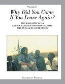 Why Did You Come If You Leave Again? Volume 2