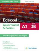 Edexcel A2 Government and Politics Student Unit Guide PDF