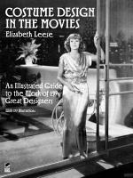 Costume Design in the Movies PDF