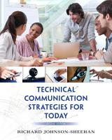 Technical Communication Strategies for Today PDF