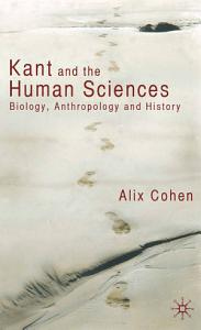 Kant and the Human Sciences