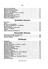Sämmtliche Werke: in vierzig Bänden. Auswärtige Literatur und Volkspoesie, Band 33