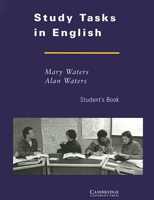 Study Tasks In English Students Book