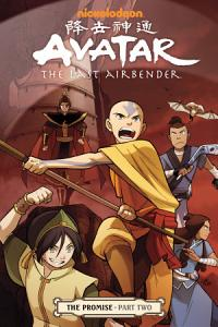 Avatar  the Last Airbender Book