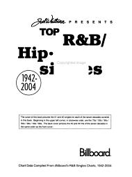 Joel Whitburn Presents Top R   B hip hop Singles  1942 2004 PDF