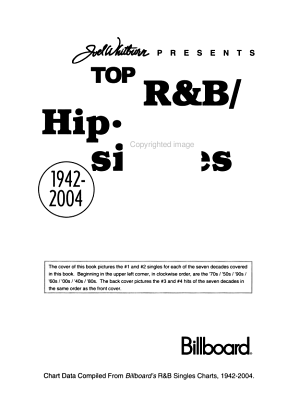Joel Whitburn Presents Top R   B hip hop Singles  1942 2004 PDF