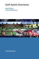 Earth System Governance PDF