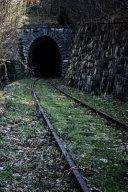 Railway Tunnel Notebook