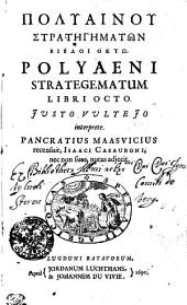 Polyainu Stratēgēmatōn bibloi oktō