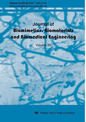 Journal of Biomimetics, Biomaterials and Biomedical Engineering
