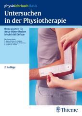 Untersuchen in der Physiotherapie: Ausgabe 2