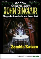 John Sinclair - Folge 1475: Zombie-Katzen