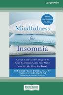 Mindfulness for Insomnia PDF
