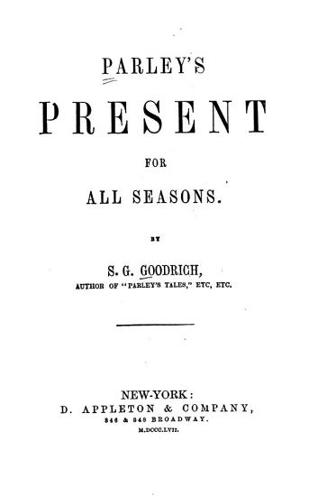 Parley s Present for All Seasons PDF