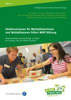 Zieldimensionen f  r Multiplikatorinnen und Multiplikatoren fr  her MINT Bildung PDF