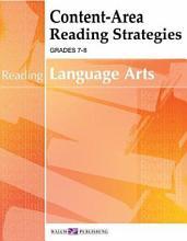 Content area Reading Strategies For Language Arts PDF