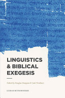 Linguistics   Biblical Exegesis PDF