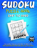 Sudoku Puzzle Book Easy to Hard