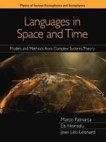 Languages in Space and Time