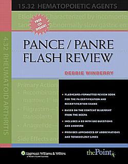 PANCE PANRE Flash Review Book