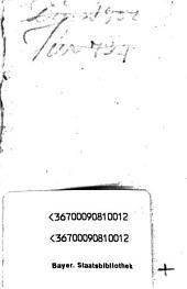Pandectae iuris cameralis: De iurisdictione camerae imperialis, Volume 1