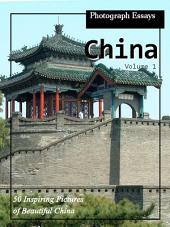 China! vol. 1: Big Book of China Photographs & Chinese Pictures