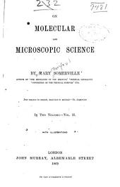 On Molecular and Microscopic Science: Volume 2