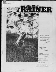 Army Trainer PDF