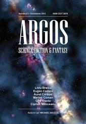 ARGOS numărul 5, decembrie 2013: Argos Science Fiction & Fantasy Magazine