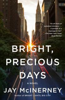 Bright  Precious Days Book