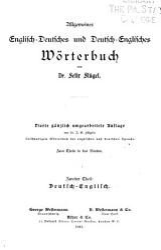 Allgemeines englisch deutsches und deutsch englisches w  rterbuch  Deutsch englisch PDF