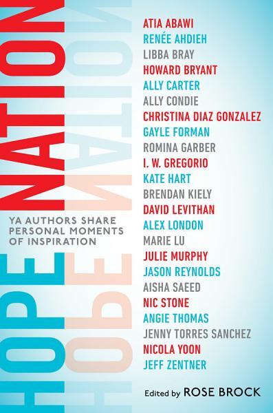 Download Hope Nation Book