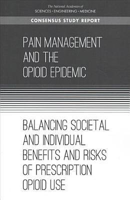 Pain Management and the Opioid Epidemic PDF