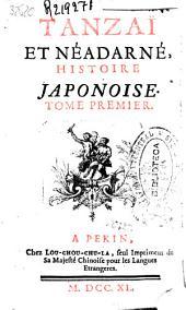 Tanza et Néadarné, histoire japonoise. Tome premier