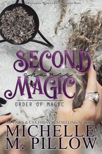 Second Chance Magic Book