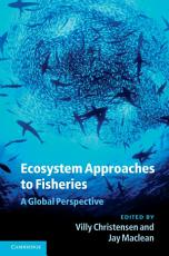 Ecosystem Approaches to Fisheries PDF