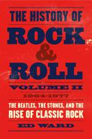 The History of Rock   Roll  Volume 2 PDF
