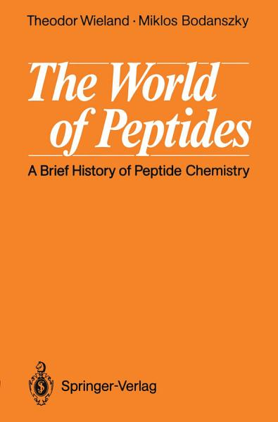 Download The World of Peptides Book